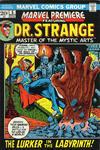 Cover for Marvel Premiere (Marvel, 1972 series) #5