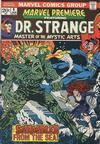 Cover for Marvel Premiere (Marvel, 1972 series) #6