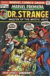 Cover for Marvel Premiere (Marvel, 1972 series) #7