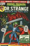Cover for Marvel Premiere (Marvel, 1972 series) #8