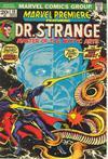 Cover for Marvel Premiere (Marvel, 1972 series) #10