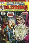 Cover for Marvel Premiere (Marvel, 1972 series) #11
