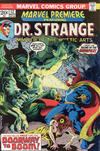 Cover for Marvel Premiere (Marvel, 1972 series) #12