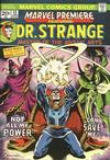 Cover for Marvel Premiere (Marvel, 1972 series) #13