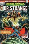 Cover for Marvel Premiere (Marvel, 1972 series) #14
