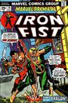 Cover for Marvel Premiere (Marvel, 1972 series) #16