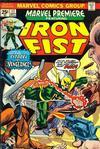 Cover for Marvel Premiere (Marvel, 1972 series) #17