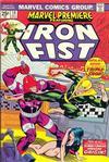 Cover for Marvel Premiere (Marvel, 1972 series) #18