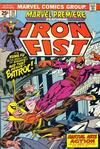 Cover for Marvel Premiere (Marvel, 1972 series) #20