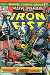 Cover for Marvel Premiere (Marvel, 1972 series) #21