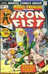 Cover for Marvel Premiere (Marvel, 1972 series) #22 [Regular Edition]