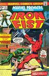 Cover for Marvel Premiere (Marvel, 1972 series) #23