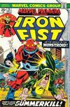 Cover for Marvel Premiere (Marvel, 1972 series) #24 [Regular Edition]