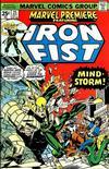 Cover for Marvel Premiere (Marvel, 1972 series) #25