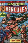 Cover for Marvel Premiere (Marvel, 1972 series) #26