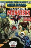 Cover for Marvel Premiere (Marvel, 1972 series) #28