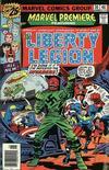 Cover for Marvel Premiere (Marvel, 1972 series) #30 [25c Variant]