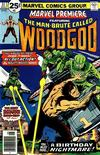 Cover for Marvel Premiere (Marvel, 1972 series) #31 [25¢]