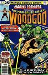 Cover for Marvel Premiere (Marvel, 1972 series) #31