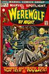 Cover for Marvel Spotlight (Marvel, 1971 series) #4