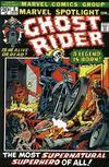 Cover for Marvel Spotlight (Marvel, 1971 series) #5