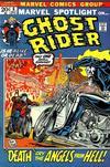 Cover for Marvel Spotlight (Marvel, 1971 series) #6