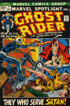 Cover for Marvel Spotlight (Marvel, 1971 series) #7