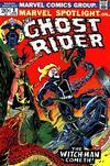 Cover for Marvel Spotlight (Marvel, 1971 series) #8 [Regular Edition]