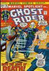 Cover for Marvel Spotlight (Marvel, 1971 series) #10 [Regular Edition]