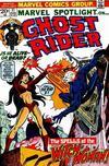 Cover for Marvel Spotlight (Marvel, 1971 series) #11 [Regular Edition]