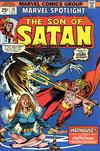 Cover for Marvel Spotlight (Marvel, 1971 series) #18