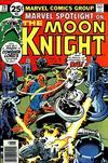 Cover for Marvel Spotlight (Marvel, 1971 series) #29 [25¢]