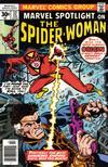 Cover for Marvel Spotlight (Marvel, 1971 series) #32