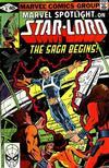 Cover for Marvel Spotlight (Marvel, 1979 series) #6 [Direct]