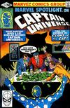 Cover for Marvel Spotlight (Marvel, 1979 series) #11 [Direct]