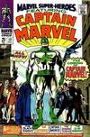 Cover for Marvel Super-Heroes (Marvel, 1967 series) #12