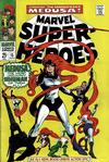 Cover for Marvel Super-Heroes (Marvel, 1967 series) #15