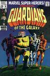 Cover for Marvel Super-Heroes (Marvel, 1967 series) #18