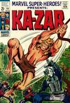 Cover for Marvel Super-Heroes (Marvel, 1967 series) #19
