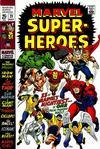 Cover for Marvel Super-Heroes (Marvel, 1967 series) #21