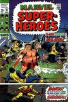 Cover for Marvel Super-Heroes (Marvel, 1967 series) #22