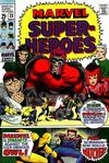 Cover for Marvel Super-Heroes (Marvel, 1967 series) #23