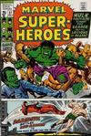 Cover for Marvel Super-Heroes (Marvel, 1967 series) #27