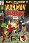 Cover for Marvel Super-Heroes (Marvel, 1967 series) #28