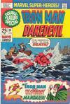 Cover for Marvel Super-Heroes (Marvel, 1967 series) #29