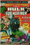 Cover for Marvel Super-Heroes (Marvel, 1967 series) #34
