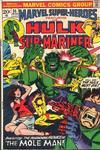 Cover for Marvel Super-Heroes (Marvel, 1967 series) #35