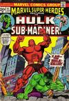 Cover for Marvel Super-Heroes (Marvel, 1967 series) #41
