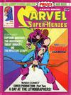 Cover for Marvel Superheroes [Marvel Super-Heroes] (Marvel UK, 1979 series) #384