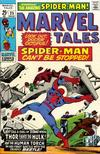 Cover for Marvel Tales (Marvel, 1966 series) #25